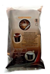 50 compatible capsule nespresso